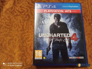 Продавам игра за ps4 / Uncharted 4