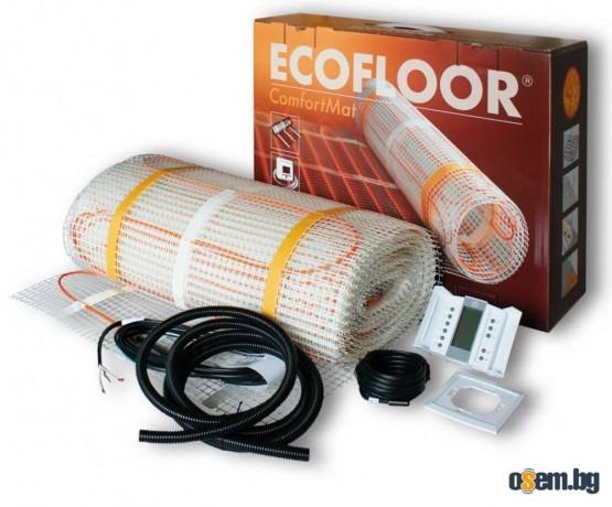 Нагревателни кабели и рогозки за подово отопление ECOFLOOR