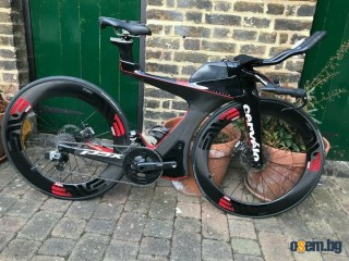 Cervelo P5X Triathlon Bike size med