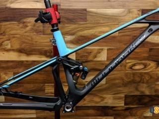 NEW 2019 MONDRAKER FOXY R CARBON FRAME LARGE L 29 FOX DPX2 FACTORY KASHIMA