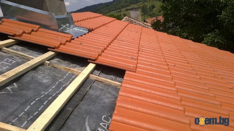 Изграждане на нови покриви0884605352